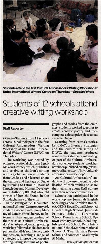 Khaleej Times 24.11.2014 Pg 13