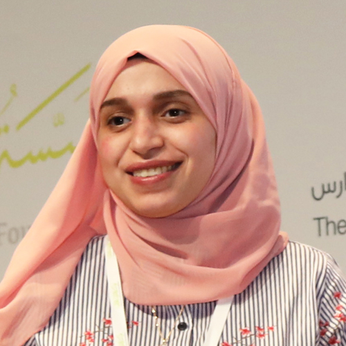 Heba Abdulhadi, Special Recognition, Yas Private Academy, Abu Dhabi
