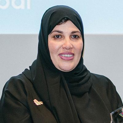 المركز الأول: سهير جلال عبدالرحمن، روضة العلا، أبوظبي