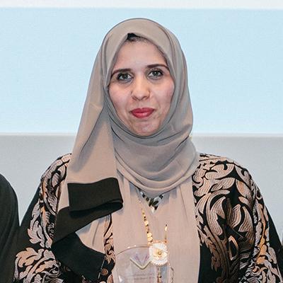 المركز الثاني: مروة مجدي علي محمد، بيعة الرضوان، أبو ظبي