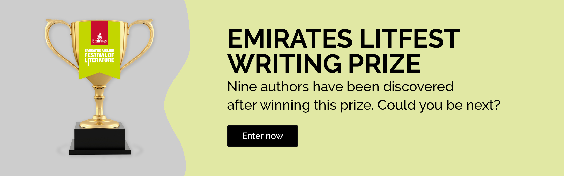 Emirates LitFest Writing Prize -ENG