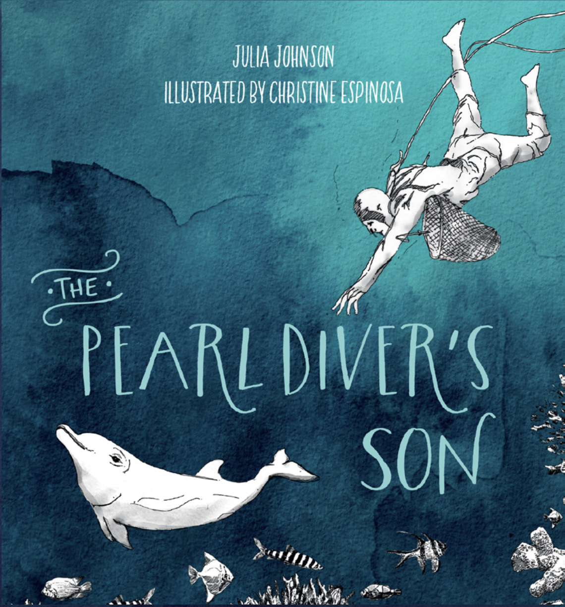 The Pearl Diver's Son Book Cover