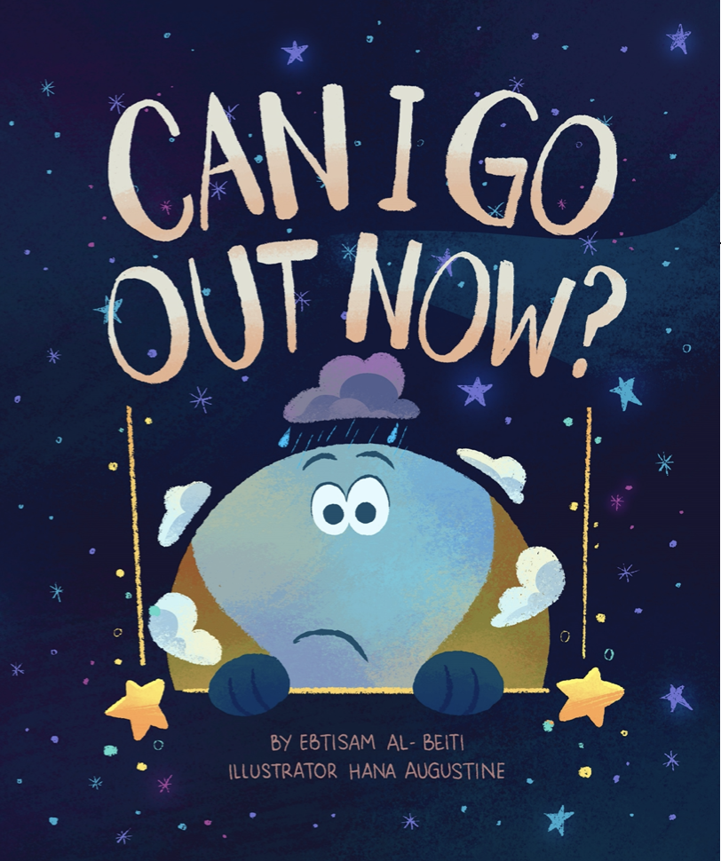 Can I Go Out Now Book Cover