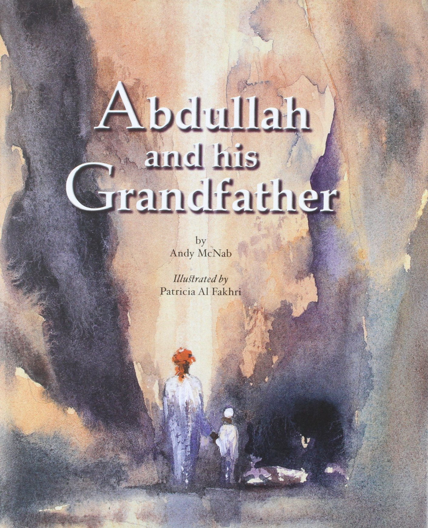 Abdullah and His Grandfather Book Cover