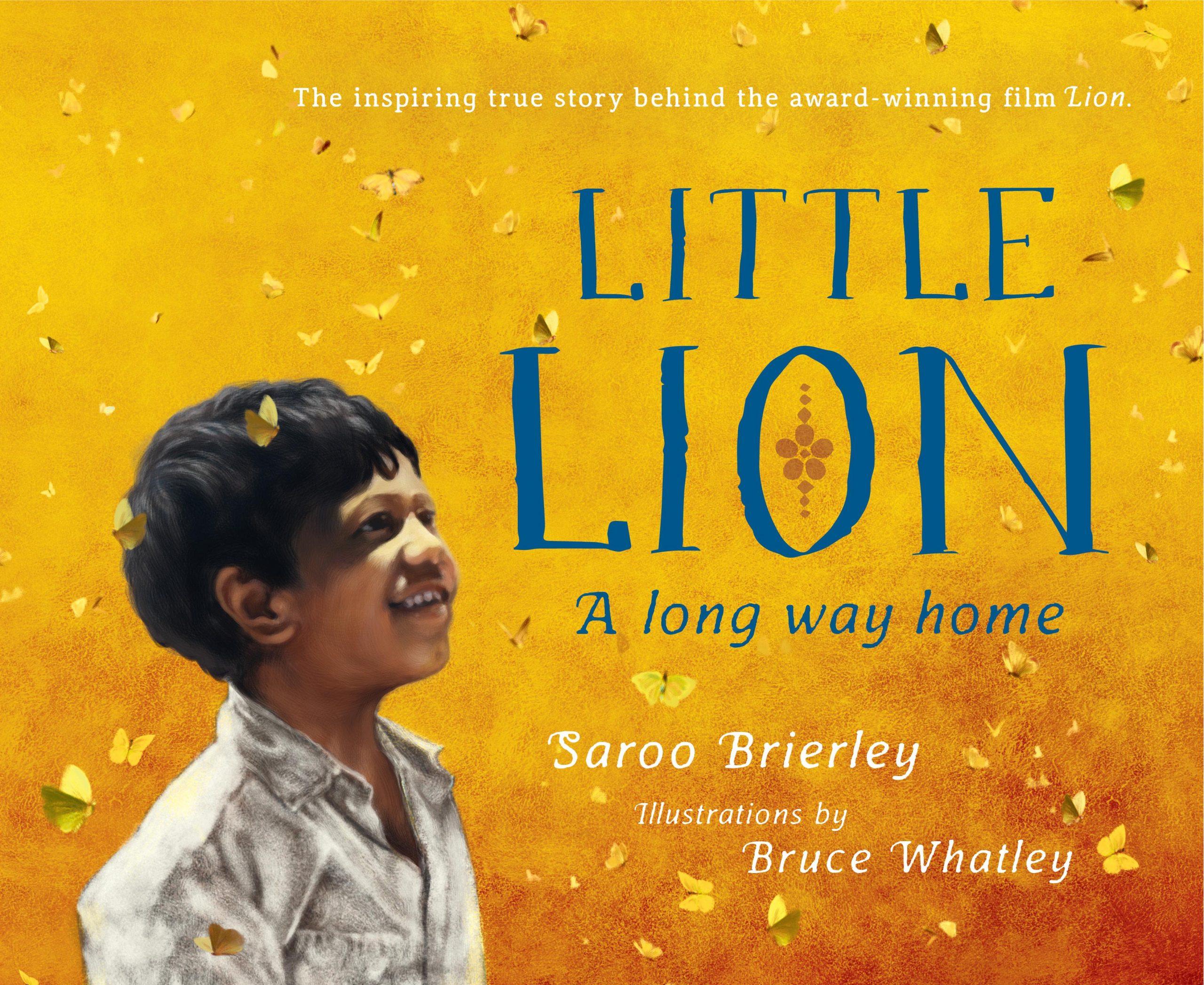 Little Lion Book Cover