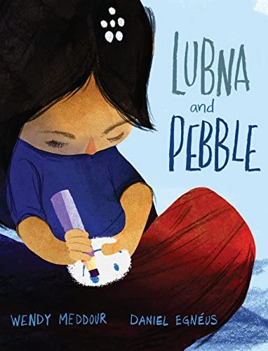 Lubna and Pebble Book Cover