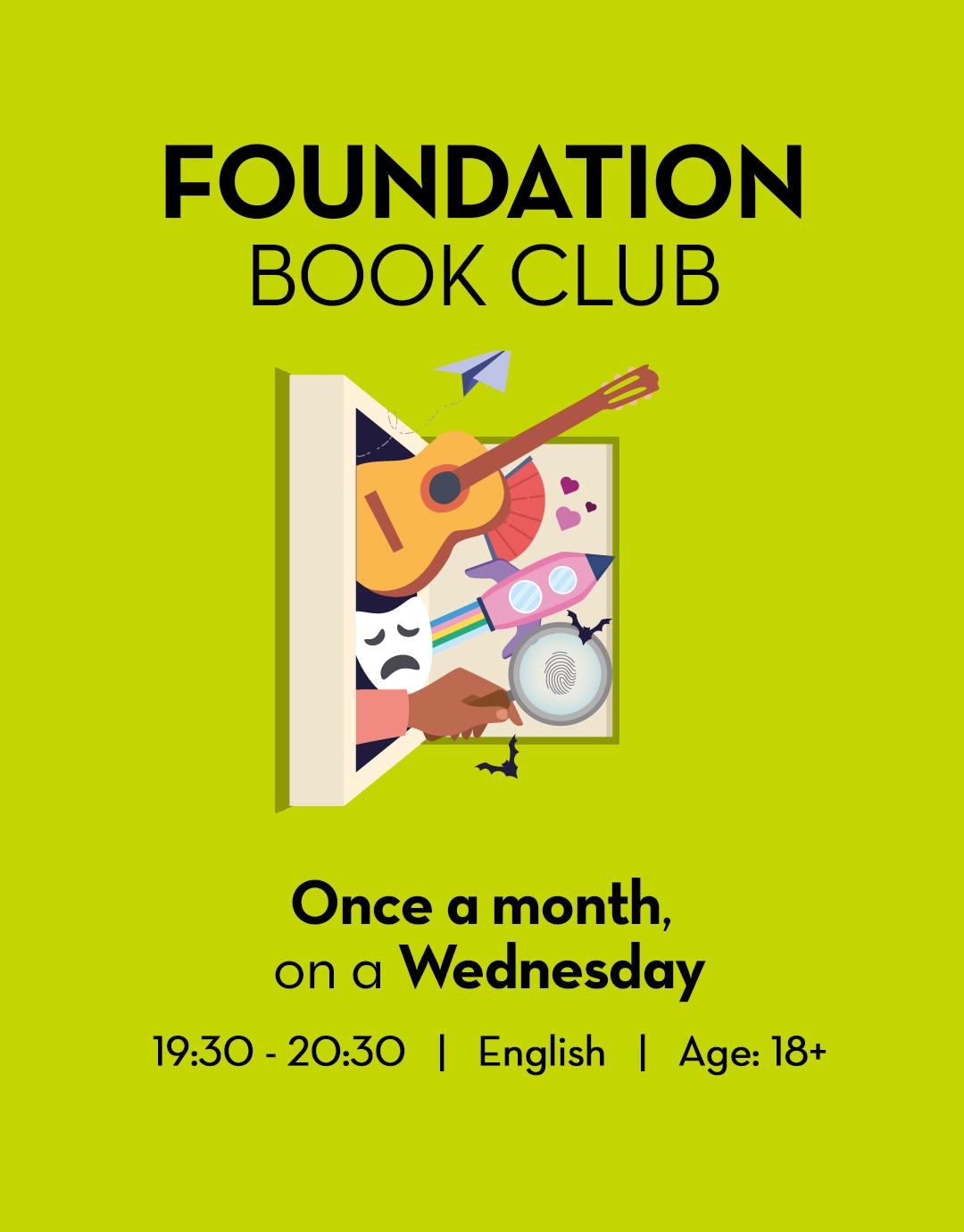 Emirates Literature Foundation Book Club Details